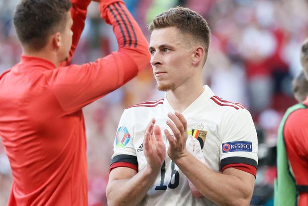Thorgan Hazard reist niet mee naar Sint-Petersburg