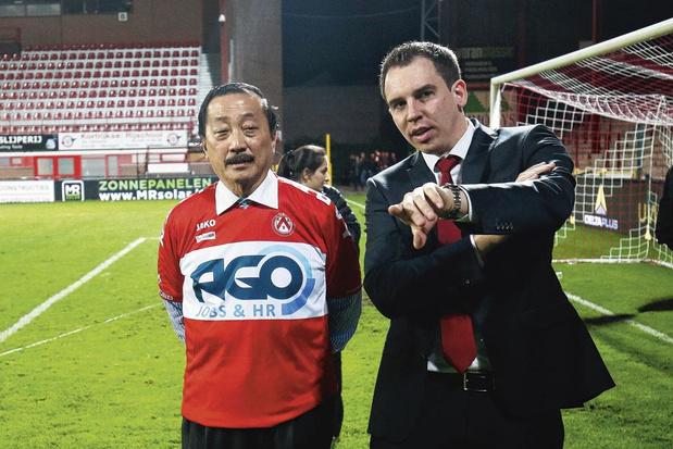 KV Kortrijk in greep van RadioShack
