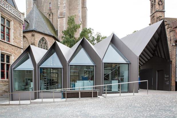 Unesco heeft vragen bij hedendaags Gruuthusepaviljoen in Brugge