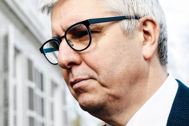 VBO-topman Pieter Timmermans pleit voor federale doorstartregering