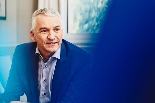 """Herman Nijns, CEO Randstad Group BeLux: """"Ik hou niet van de term activering. Waarom plaatsen we altijd het probleem centraal en niet het potentieel?"""""""