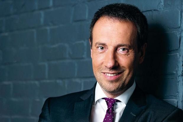 Philippe Goffin est aussi candidat à la présidence du MR