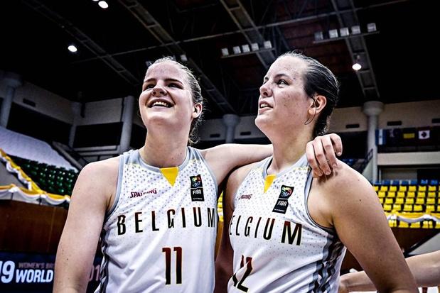 Young Belgian Cats bekampen zaterdag USA in halve finales WK