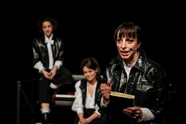 Iris Van Cauwenbergh speelt de rol van haar leven in het vurige theater 'Rosa'