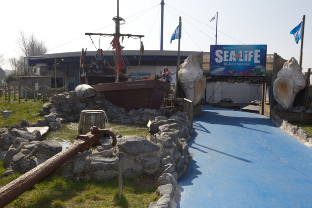 Sea Life in Blankenberge opent interactief aquarium