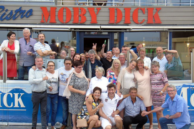 Vijftien jaar Moby Dick gevierd met zang en dans