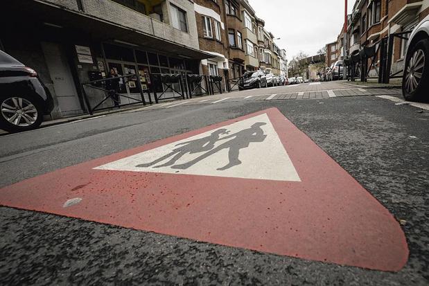 En Flandre, moins de parkings aux abords des écoles