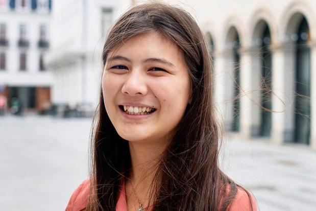 """Lotus Li wil lid worden van Vlaamse Jeugdraad: """"Activisme zit in mijn genen"""""""