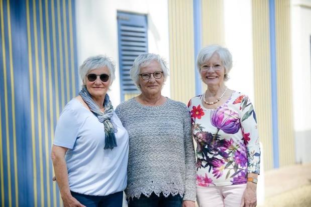 Eerste expo samen voor zussen Waelkens in het Koetshuis