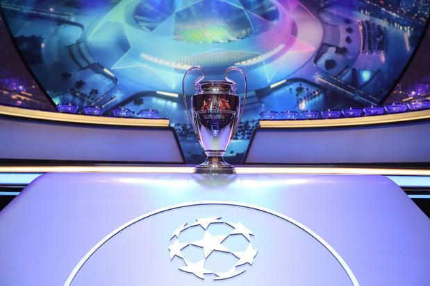Champions League: Racing Genk en Club Brugge komen in loodzware groep terecht