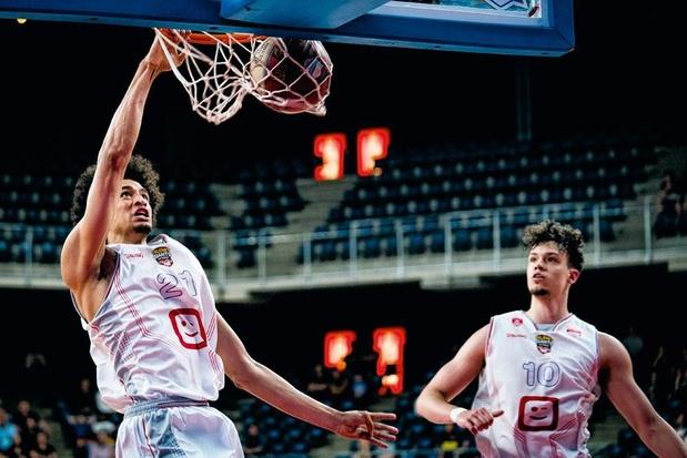"""Ismael Bako: """"Le Sportpaleis, c'est comme la NBA"""""""