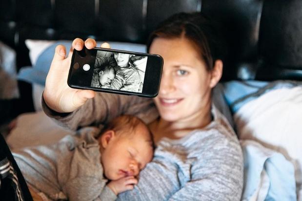 Pas moins de 30 % des enfants ont une empreinte numérique avant leur naissance