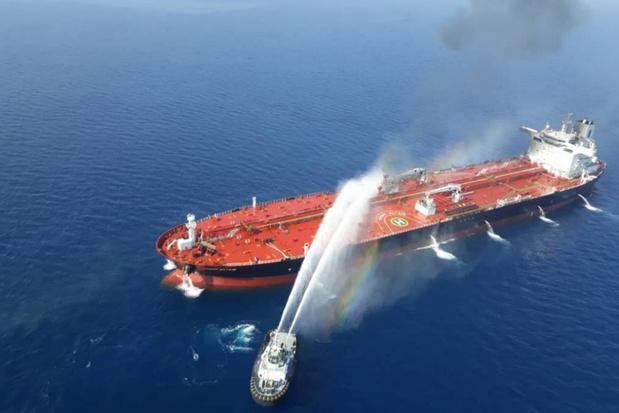 Aanval olietankers: Iran verwerpt beschuldigingen, VS pakken uit met video