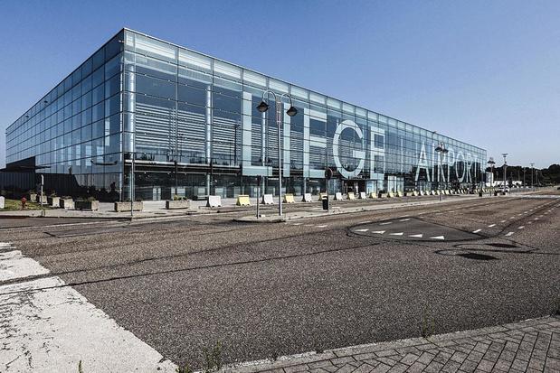 L'hydrogène à Liege Airport