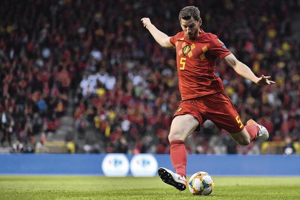 La Belgique a-t-elle changé son jeu? Analyse de la campagne des Diables