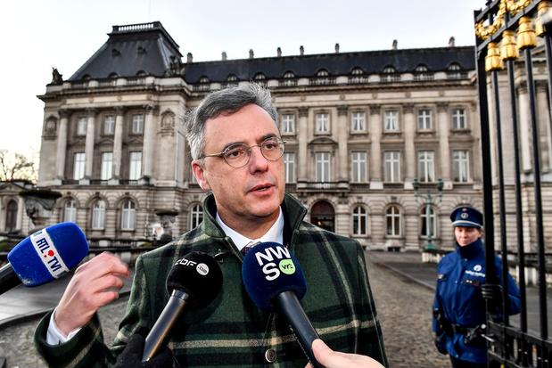 Joachim Coens (CD&V) en Georges-Louis Bouchez (MR) zijn de nieuwe informateurs