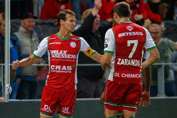 Zulte Waregem verovert plaatsje in de veilige zone na 3-1-triomf tegen Charleroi