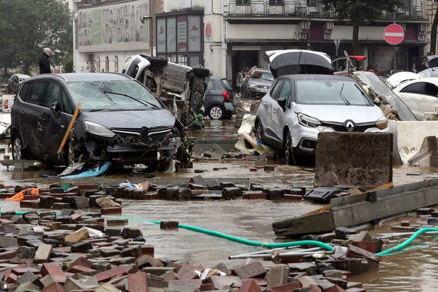 Belgisch consumentenvertrouwen houdt stand ondanks noodweer