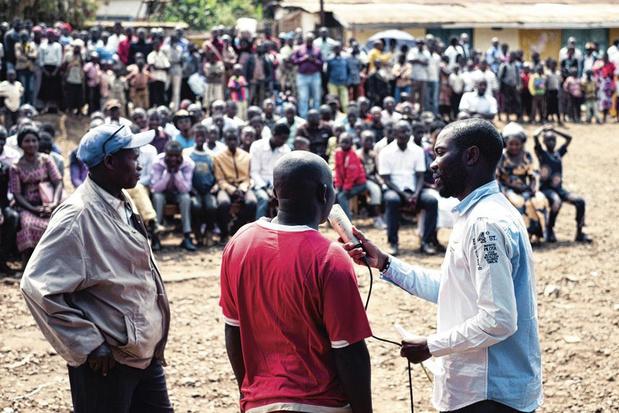 Burgerverzet in Congo: 'Als we strijden, sterven we. Als we niet strijden ook'