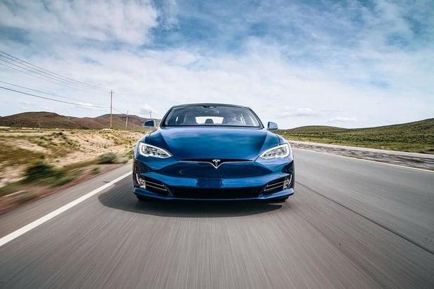 Tesla wil video gaan streamen in wagens