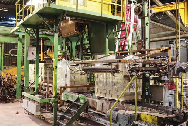 Granulats de films plastiques récupérés sur les chantiers de construction