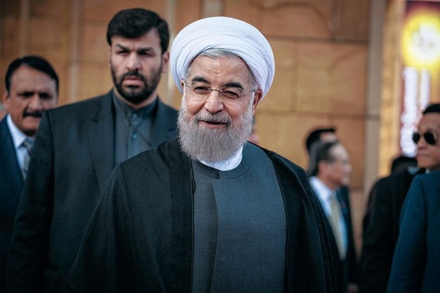 """Iran: Rohani dit vouloir éviter """"la guerre"""", défend le dialogue"""