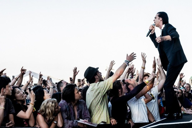Nick Cave komt weer naar België met zijn Conversations-tour