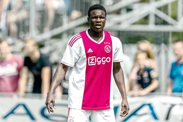 Ajax stuurt Hassane Bandé (ex-KV Mechelen) naar Zwitserland