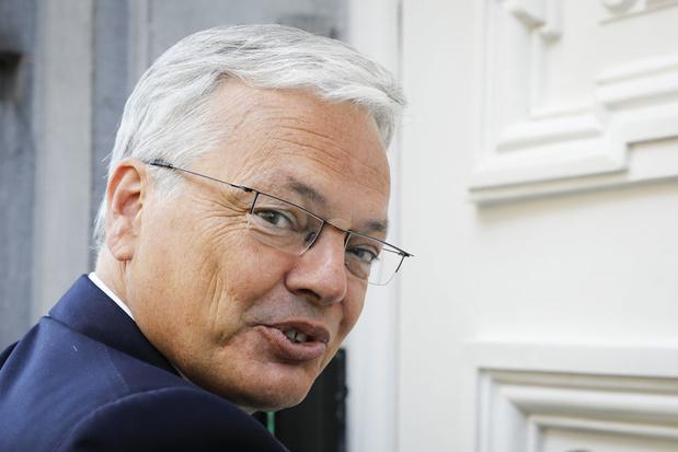 Parket seponeert beschuldigingen van corruptie tegen Reynders