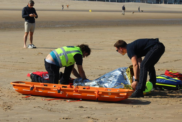Sander Loones was een van de dronken Polen tijdens grootschalige reddingsoefening in Oostende