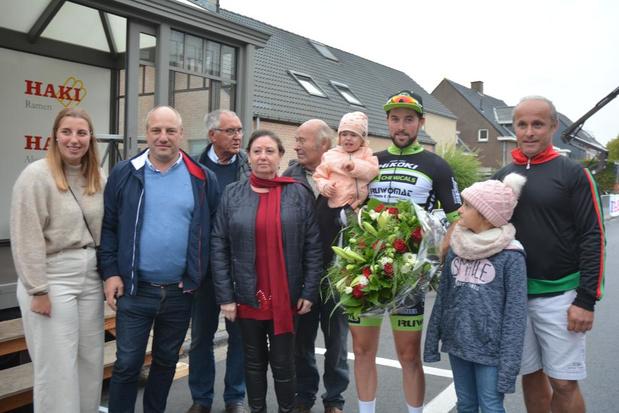 Jo Maes verslaat Jens Vandenbogaerde in EZC-koers Izegem