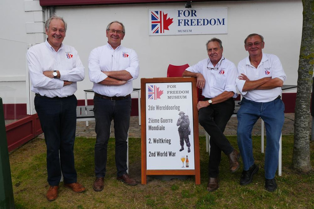 For Freedom Museum zet 'Helden van de Noordzee' in de schijnwerpers