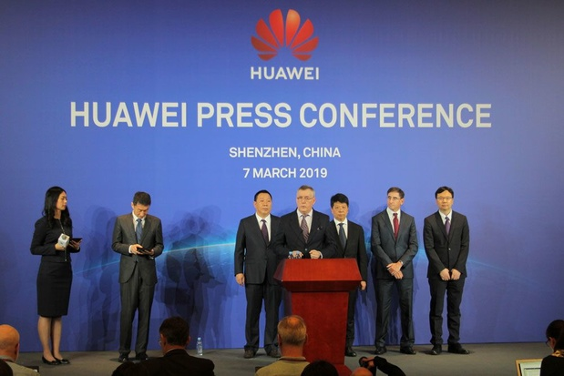 'Ook in Europa wordt de Chinese superioriteit almaar duidelijker'