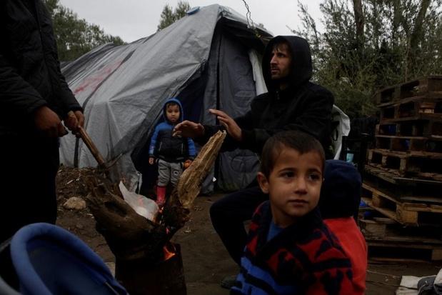 'De situatie op de Griekse eilanden is onhoudbaar'