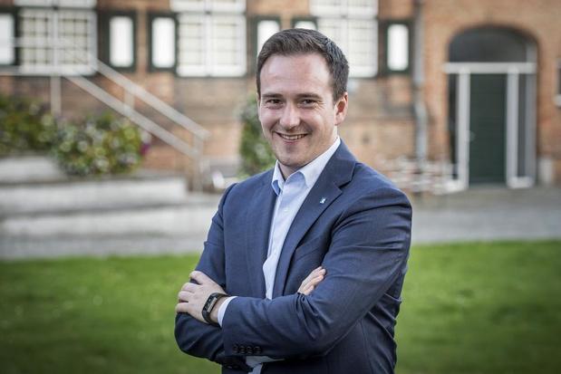 Francesco Vanderjeugd denkt aan nieuwe naam voor Open VLD