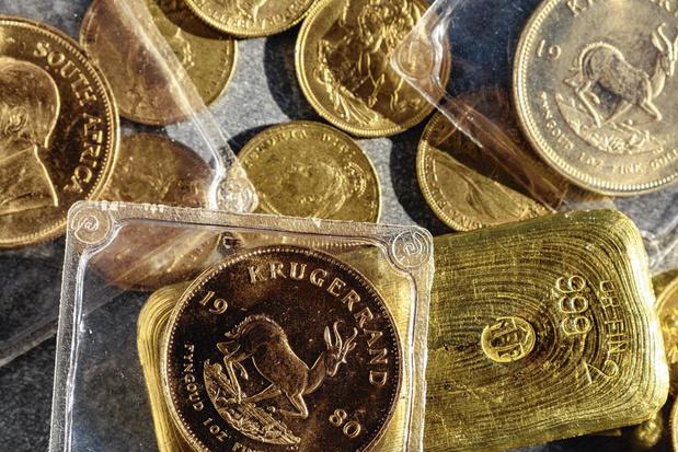 La ruée vers l'or : le métal précieux profite de son statut de valeur refuge