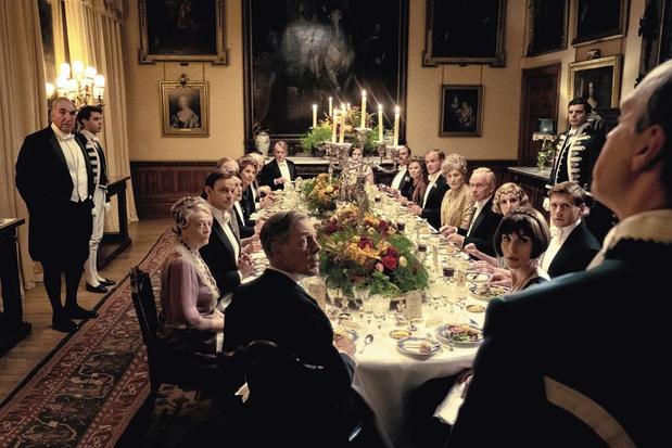 'Downton Abbey', de film: grootsere verpakking, zelfde zoete inhoud