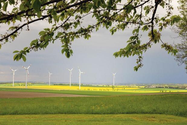 La production d'énergie renouvelable a fortement augmenté, grâce à l'éolien