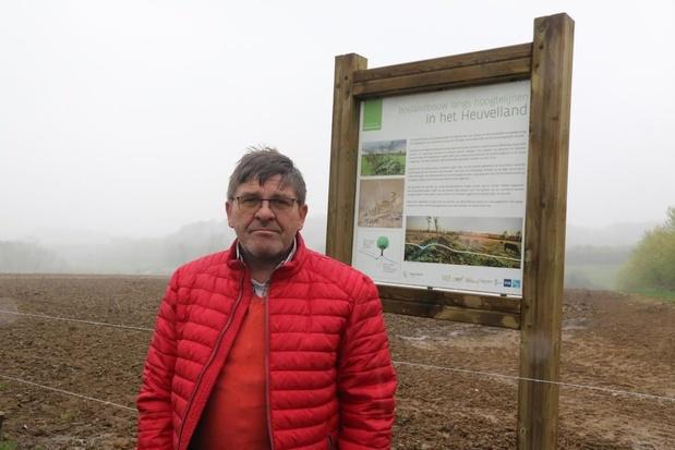 Boslandbouw moet erosie van landbouwgronden in Heuvelland tegengaan