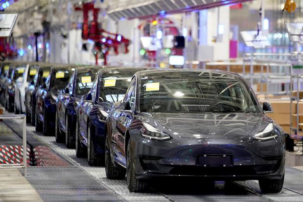 Tesla levert te midden van pandemie meer auto's af