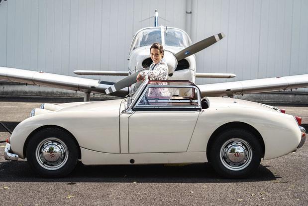 """Vanina Ickx, ex-pilote automobile : """"Chaque fois qu'on met le casque, on doit dépasser ses limites, atteindre celles de la voiture"""""""
