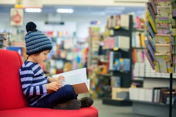 Kinderen lagere school kunnen in verlengde vakantie gratis digitale boekjes lezen