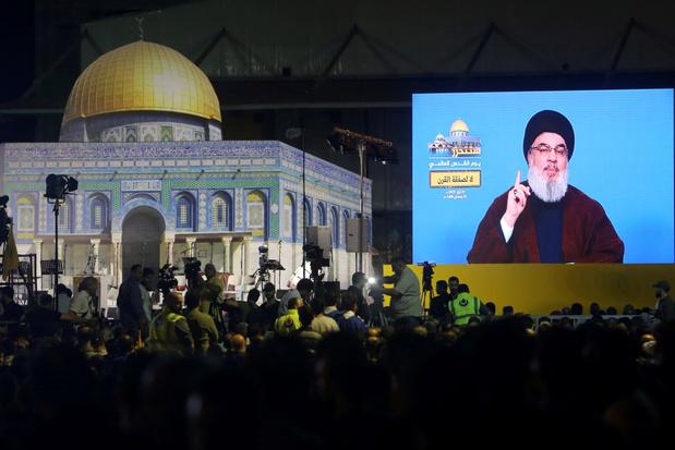Hezbollah-leider waarschuwt Israël voor nieuwe aanvallen
