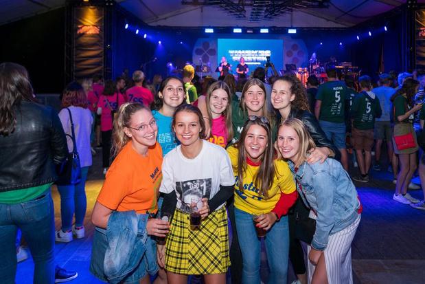 56e Tinekesfeesten officieel van start gegaan in Heule