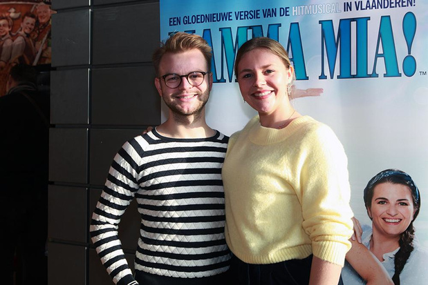 Floris Devooght uit Hulste is regie-assistent voor 'Mamma Mia'