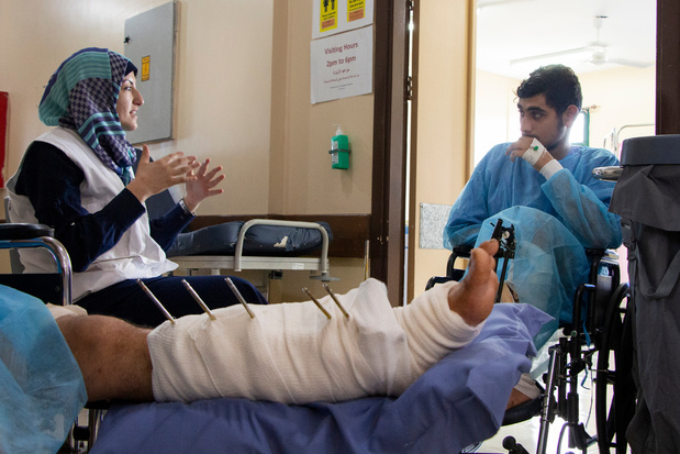 Hoe we antibioticaresistentie kunnen aanpakken in het Midden-Oosten?