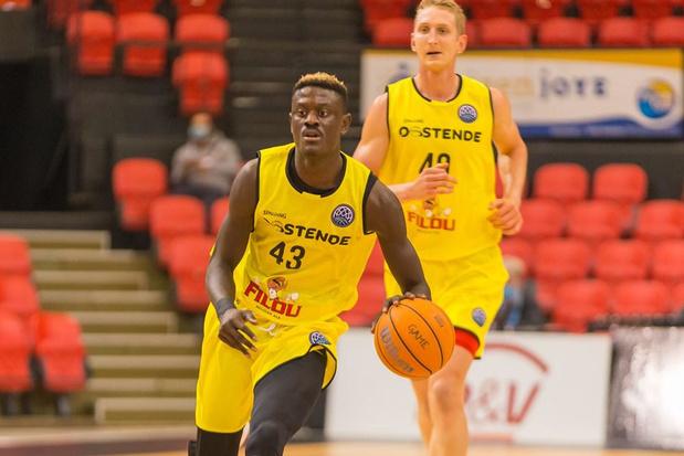 Filou'er Amar Sylla in nationale ploeg van Senegal
