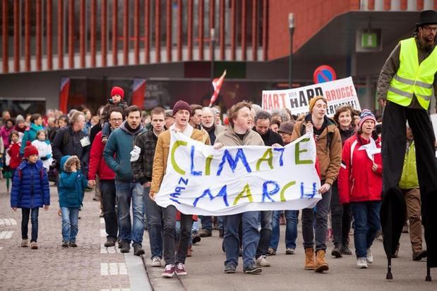 UPDATE - Geen 'Global Strike' in Brugge