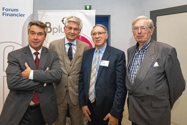 Philippe Destatte au Forum financier