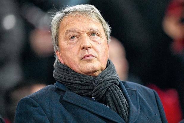 Ook Van Holsbeeck, ex-Anderlecht-manager, opgepakt in dossier-Henrotay